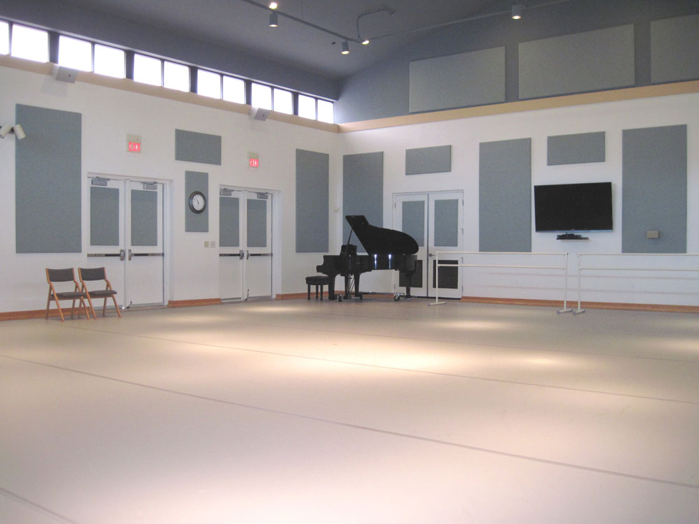 Thomas M. Chastain Dance Studio
